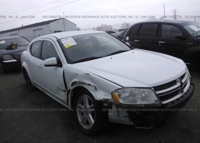 Inventory #253911823 2012 Dodge AVENGER