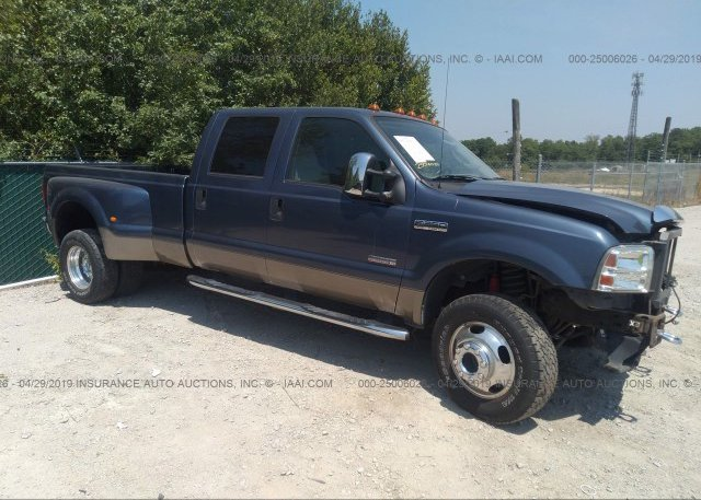 Inventory #114033859 2006 FORD F350