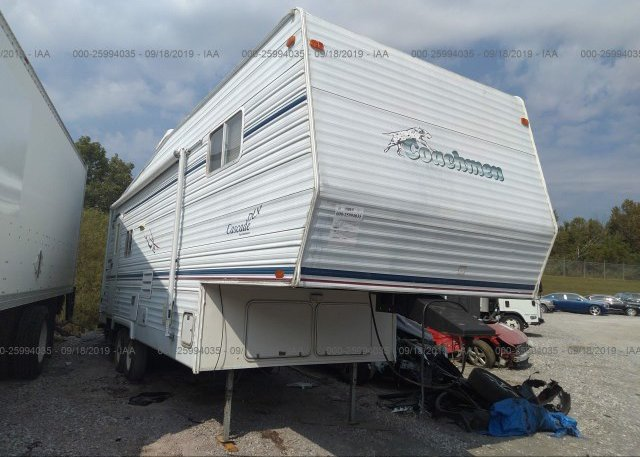 Inventory #952992942 2002 COACHMEN OTHER