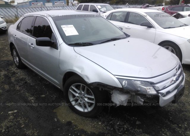 Inventory #925061226 2011 FORD FUSION
