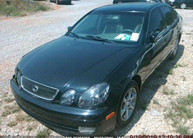 Inventory #531091679 2004 LEXUS GS