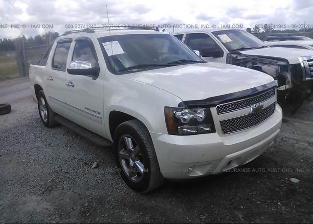 Inventory #102434541 2010 Chevrolet AVALANCHE