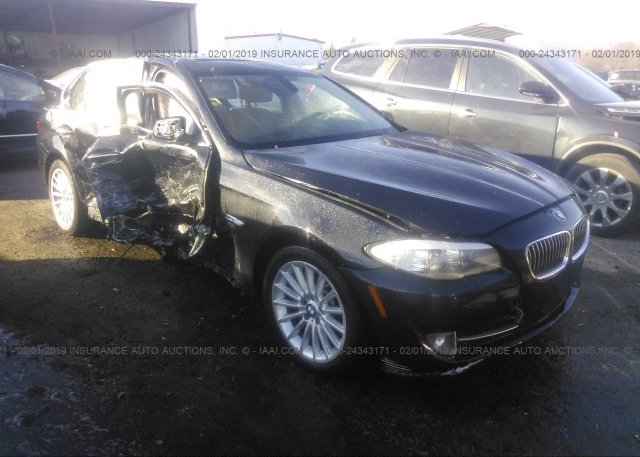 Inventory #321031566 2012 BMW 535