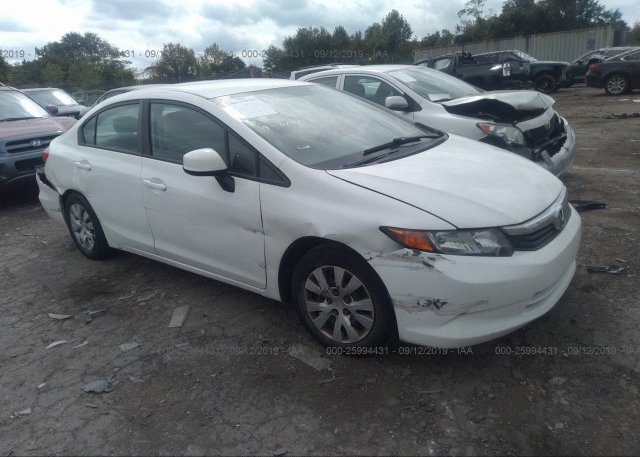 Inventory #417316892 2012 Honda CIVIC