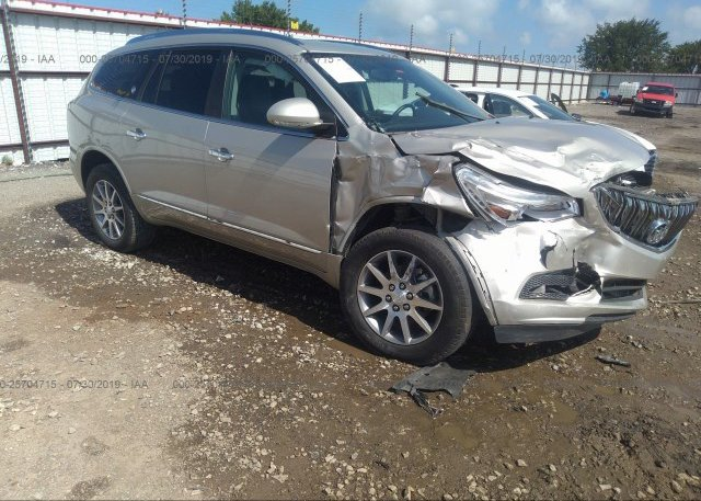 Inventory #117869909 2017 Buick ENCLAVE
