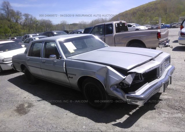 Inventory #756527877 1985 Oldsmobile DELTA 88