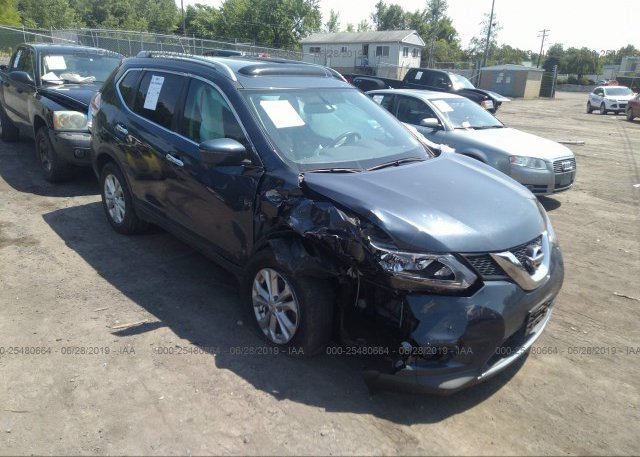 Inventory #588635225 2016 Nissan ROGUE