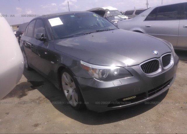 Inventory #931509046 2004 BMW 530