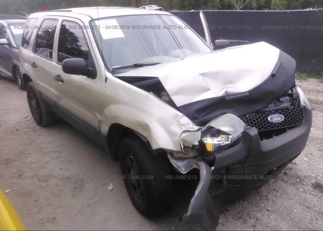 Inventory #851651518 2005 FORD ESCAPE