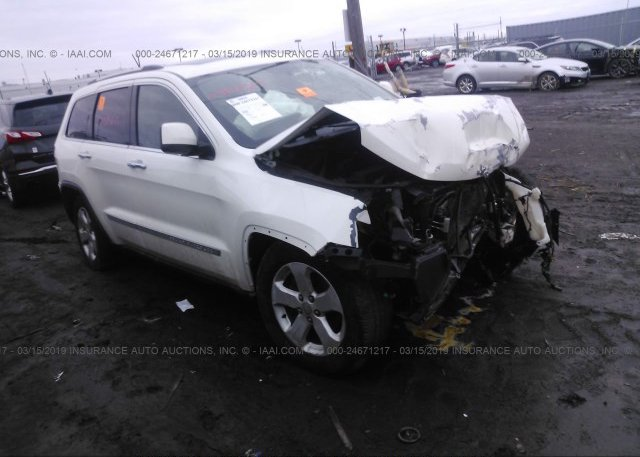 Inventory #754549730 2012 JEEP GRAND CHEROKEE