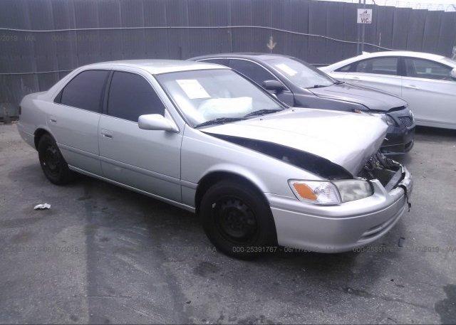 Inventory #401635283 2001 Toyota CAMRY