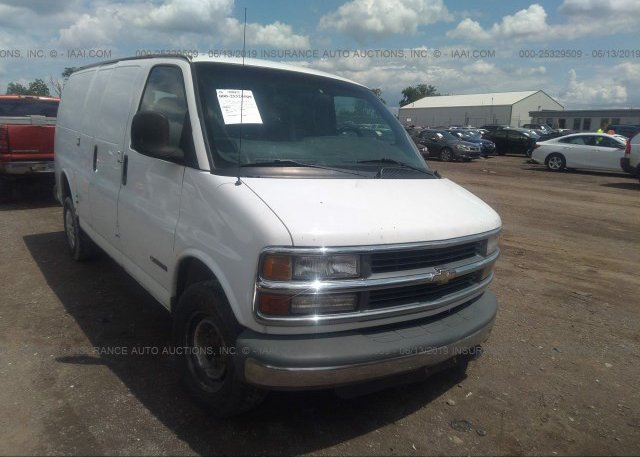 Inventory #951259365 1997 Chevrolet EXPRESS G2500