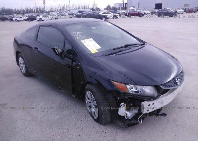 Inventory #549924568 2012 Honda CIVIC