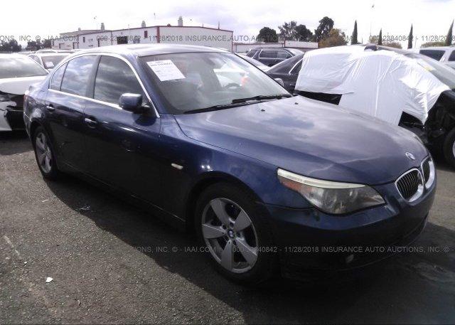 Inventory #657647478 2006 BMW 530