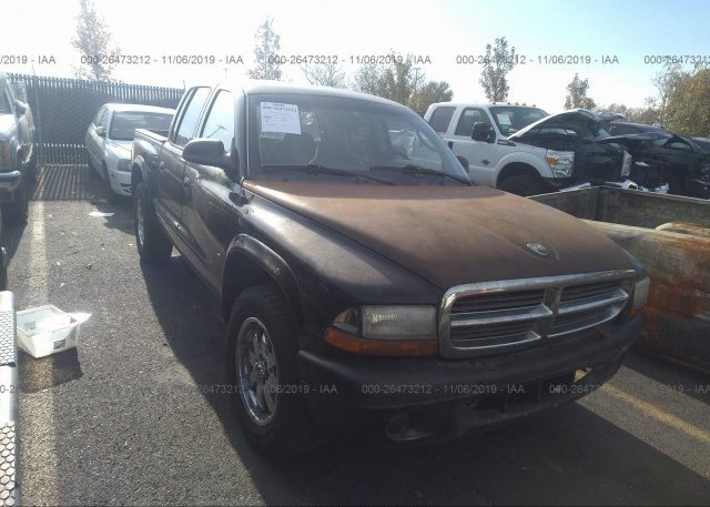 Inventory #726209421 2004 Dodge DAKOTA