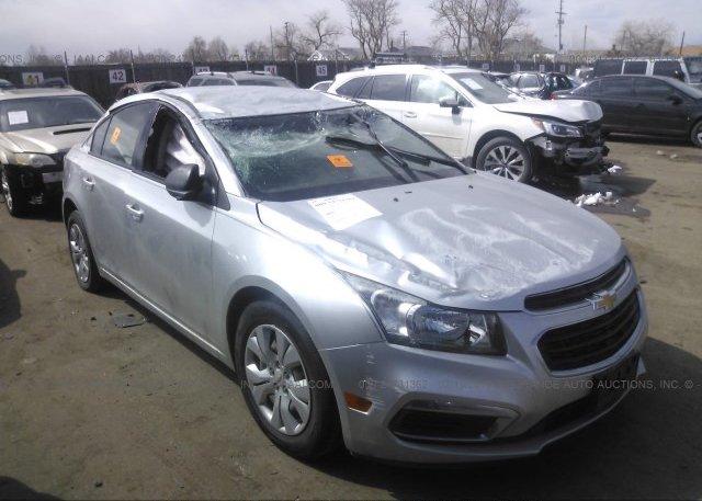 Inventory #990747262 2015 Chevrolet CRUZE