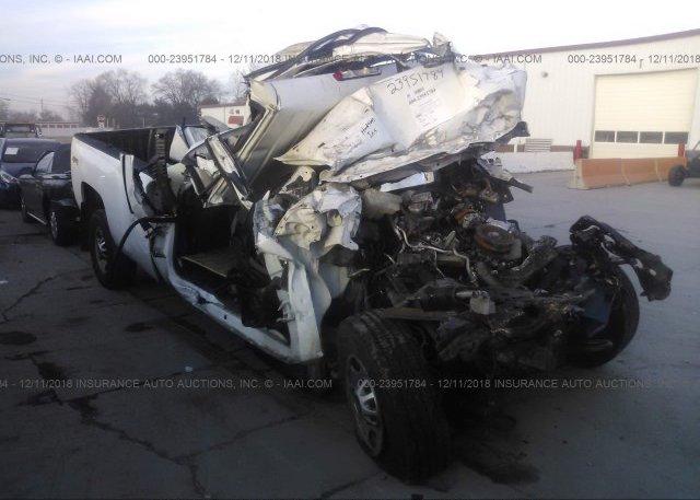 Inventory #303111042 2011 Chevrolet SILVERADO
