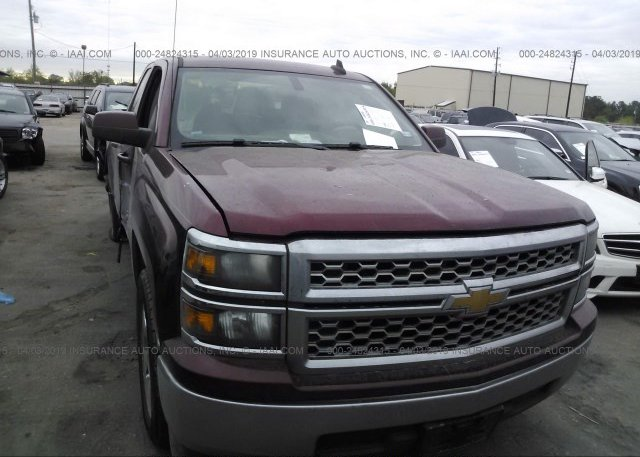 Inventory #958654592 2015 Chevrolet SILVERADO
