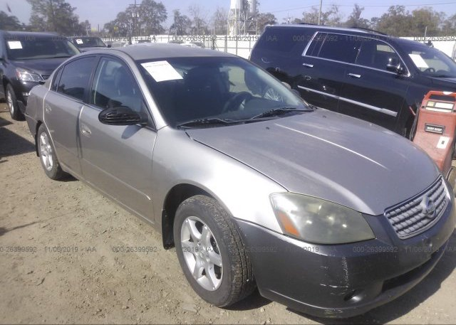 Inventory #533934639 2005 Nissan ALTIMA