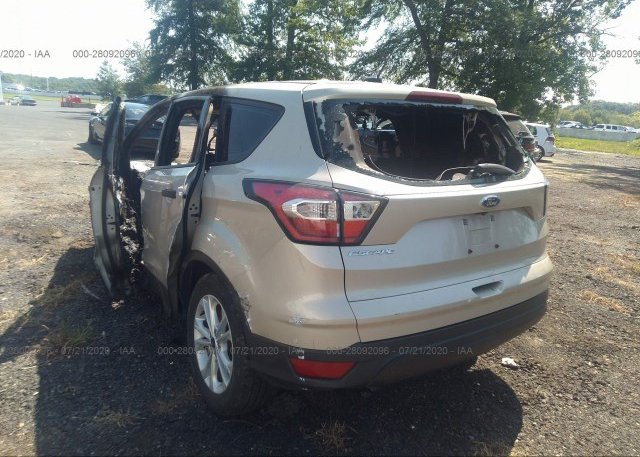 купить 2017 FORD ESCAPE 1FMCU0F7XHUA56579