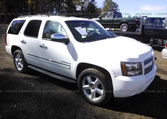 Inventory #823184054 2009 Chevrolet TAHOE