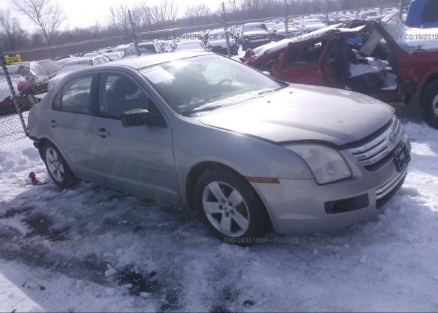 Inventory #210521068 2008 FORD FUSION