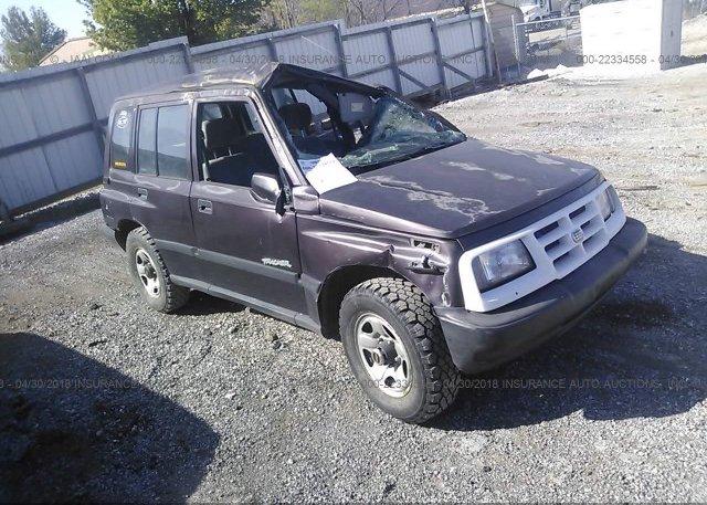 Inventory #685384306 1998 Chevrolet TRACKER