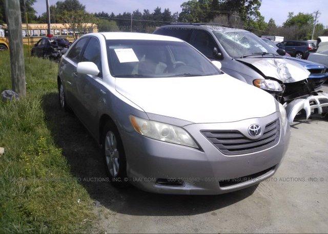 Inventory #344589604 2007 Toyota CAMRY NEW GENERAT