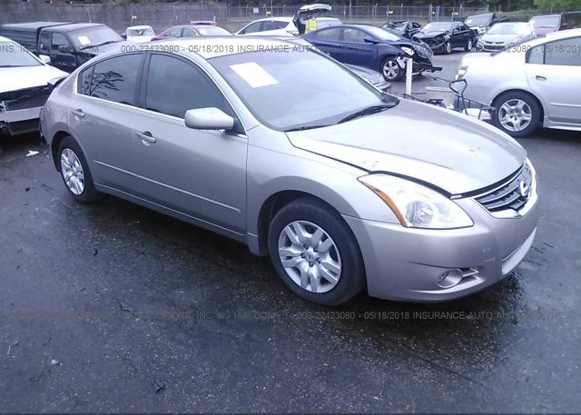 Inventory #676023284 2012 Nissan ALTIMA