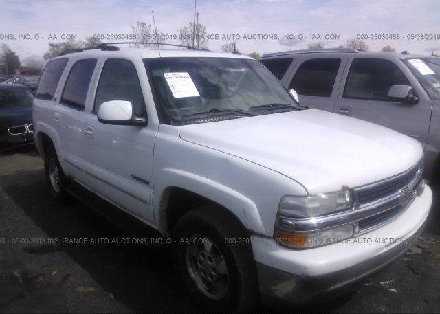 Inventory #670448948 2003 Chevrolet TAHOE