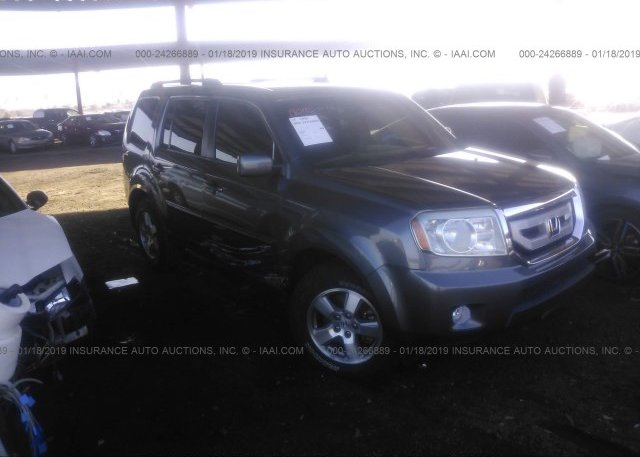 Inventory #616879390 2010 HONDA PILOT