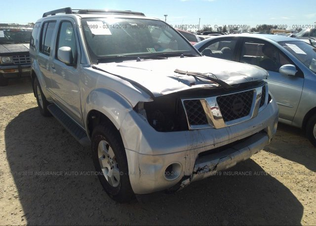Inventory #619188169 2007 Nissan PATHFINDER