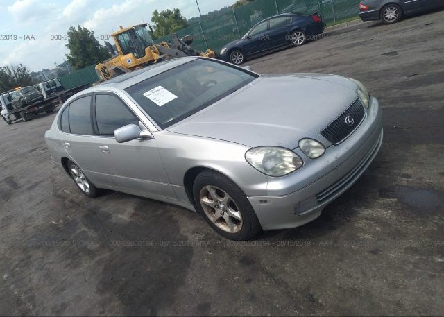 Inventory #267723966 2002 Lexus GS