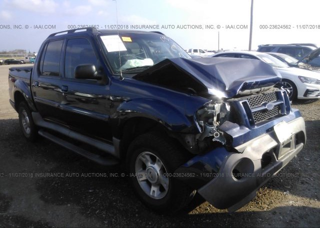 Inventory #247926950 2004 FORD EXPLORER SPORT TR