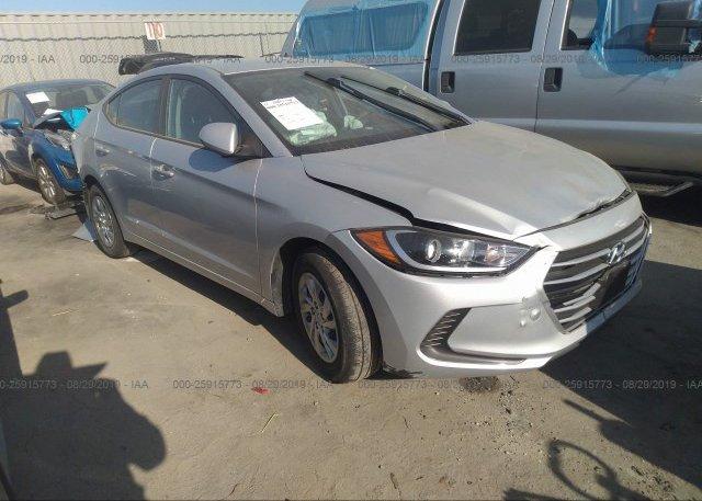 Inventory #645484962 2018 Hyundai ELANTRA