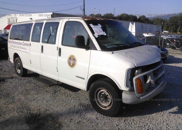Inventory #827871991 2000 Chevrolet EXPRESS G3500