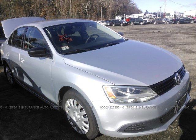 Inventory #858629375 2012 Volkswagen JETTA