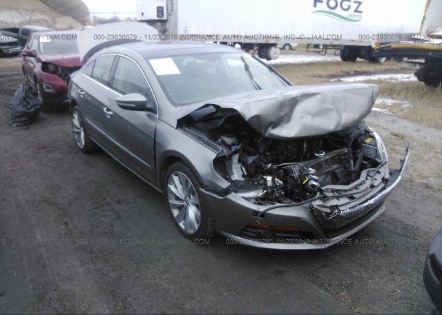 Inventory #561528002 2009 Volkswagen CC