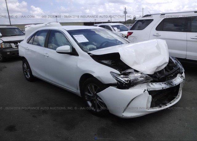 Inventory #131737090 2016 Toyota CAMRY