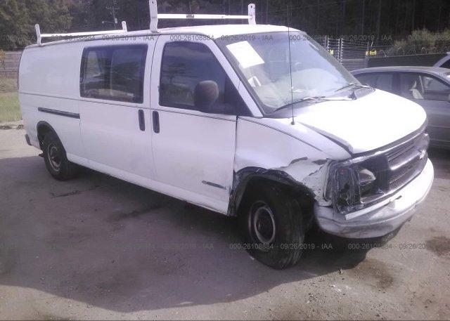 Inventory #622923685 1999 Chevrolet EXPRESS G3500