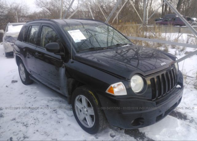 Inventory #433910028 2010 JEEP COMPASS