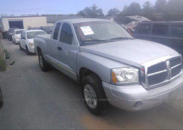 Inventory #995781693 2005 Dodge DAKOTA