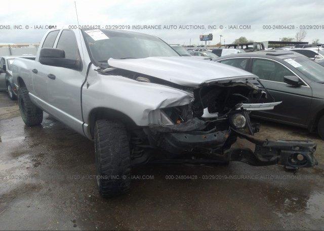 Inventory #111088969 2003 Dodge RAM 1500