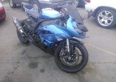 2009 Kawasaki ZX600