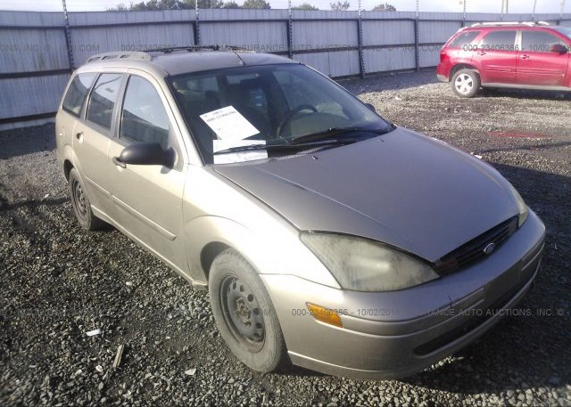 Inventory #974490361 2003 FORD FOCUS