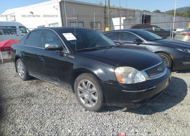 Inventory #328235857 2007 FORD FIVE HUNDRED