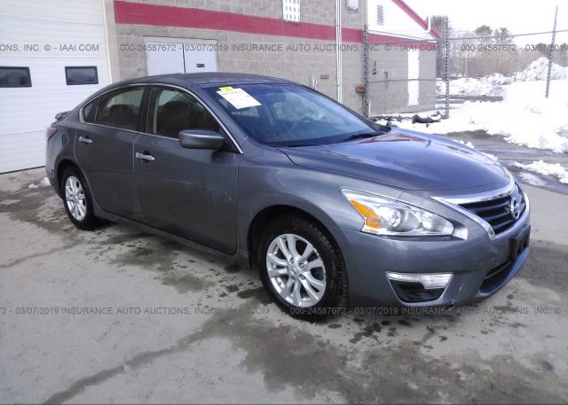 Inventory #236455968 2014 Nissan ALTIMA