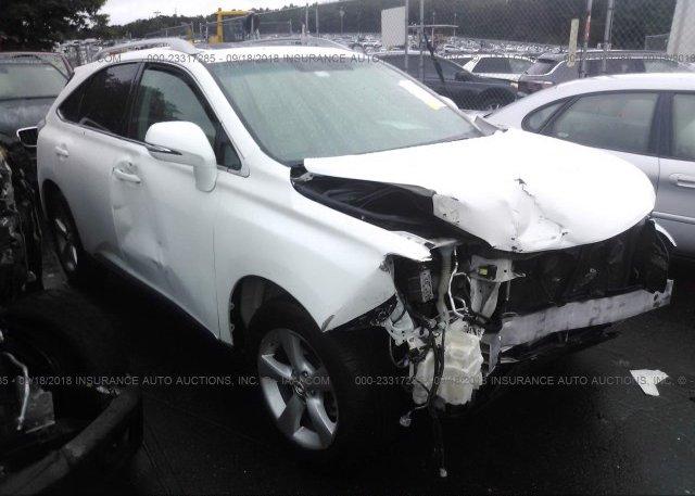 Inventory #654160270 2011 Lexus RX