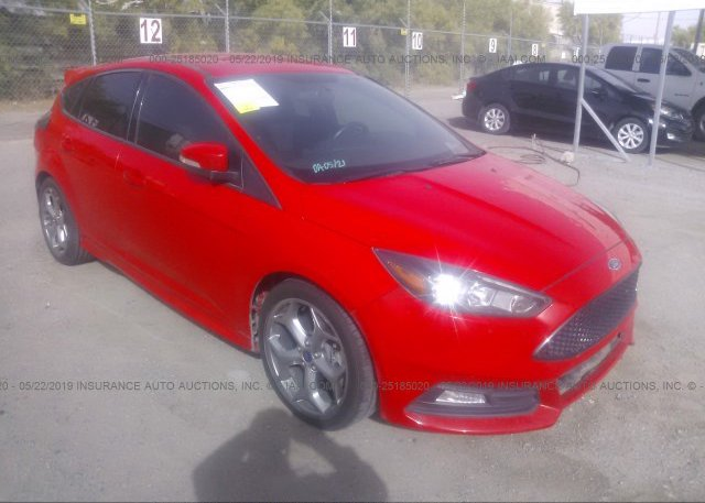 Inventory #783000114 2015 FORD FOCUS