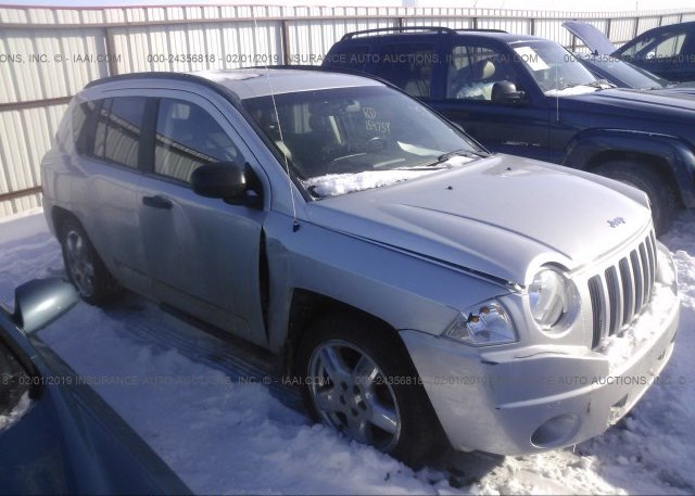 Inventory #322595735 2007 JEEP COMPASS